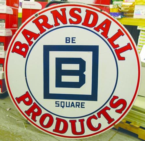 Barnsdall 48 Inch