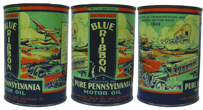 Blue Ribbon 1qt