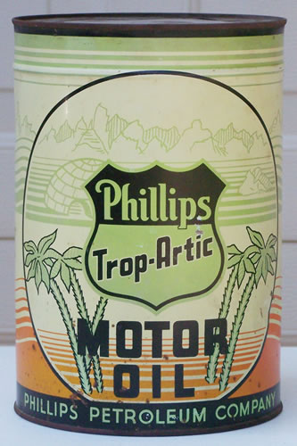 Phillips 66 Tropartic