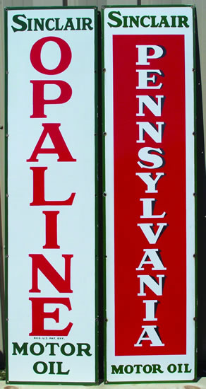 Sinclair Opaline Penn