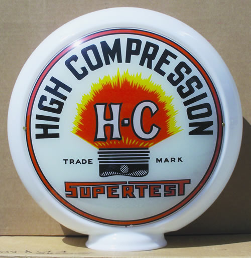 Supertest HC globe