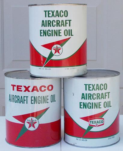 Texaco Aircraft