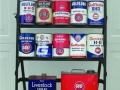 Oil rack