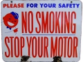 Union 76 No Smoking