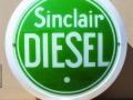 Sinclair Diesel globe